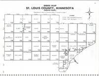 Index Map, St. Louis County 1979 South